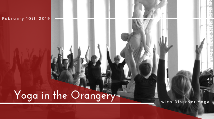 Discover Yoga at The Orangery