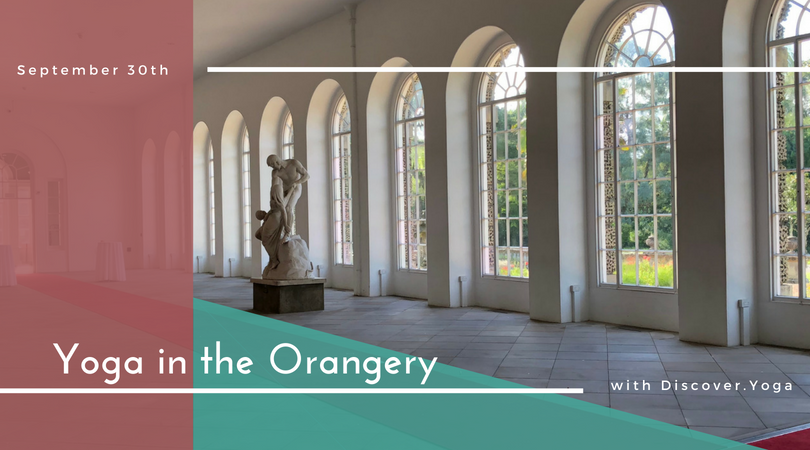 Discover.Yoga at The Orangery