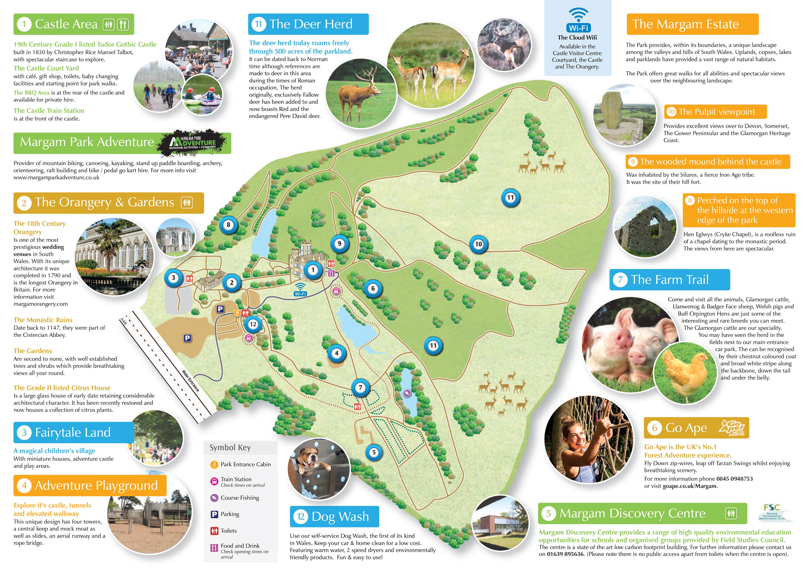 Park Map & Leaflets