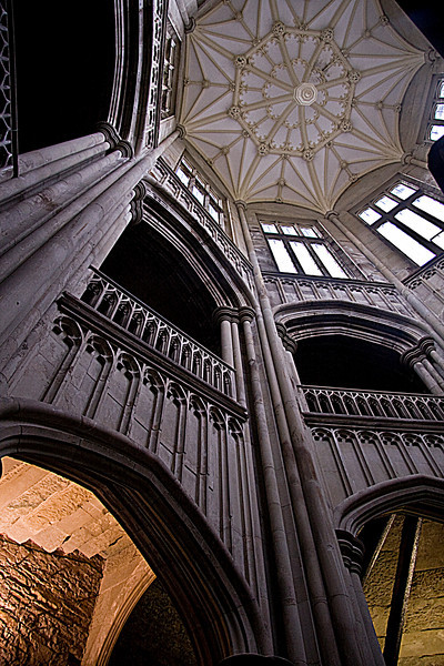 Margam Castle Staircase Hall