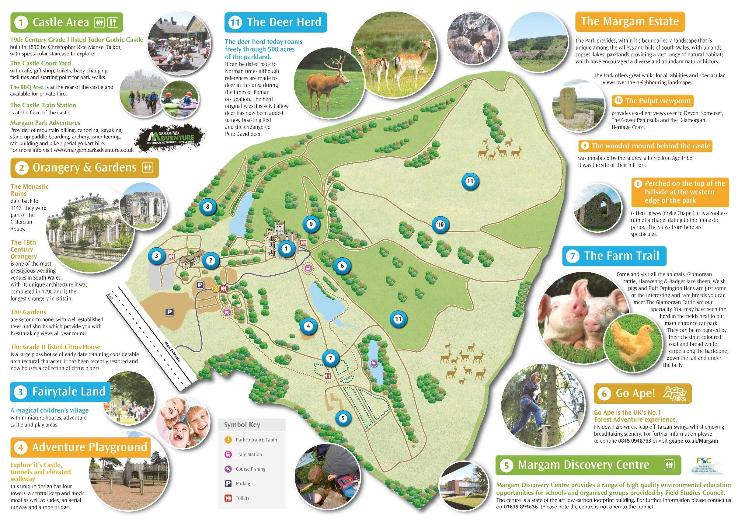 Park Map  U0026 Leaflets